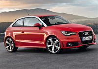 Brand New Audi A1 S Line