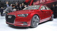Brand New Audi A3 Concept