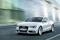 Brand New Audi A5 Facelift
