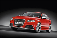 Brand New Audi RS3