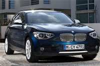Brand New BMW 1 Series