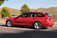 BMW 3 Series Family