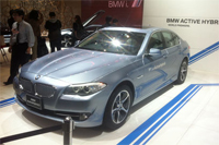 Brand New BMW 5 Series Active Hybrid