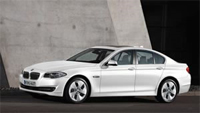 Brand New BMW 5 Series
