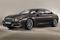 Brand New BMW 6 Series Gran Coupe