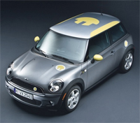 Brand New BMW Mini E