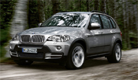 New BMW X5 on Lease