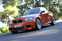 Brand New BMW 1 Series M Coupe