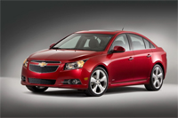 Brand New Chevrolet Cruz