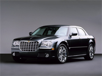 New Chrysler-300 on Contract Hire and Car Leasing