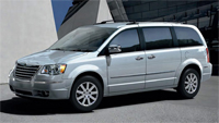 Brand New Chrysler Grand Voyager