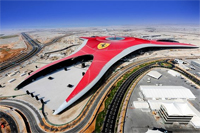Ferrari World Design on the GT Body