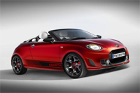 New Fiat 500 Abarth Spider Roadster on Contract Hire and Car Leasing