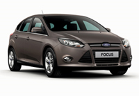 Brand New Ford Focus Zetec