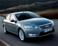 New Ford Mondeo on Contract Hire and Car Leasing