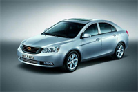 Chinese Manufacturers Geely