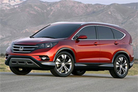 Brand New Honda CR-V