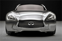 Infiniti Essence Electric Roadster