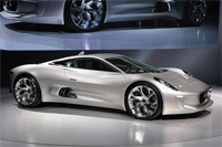 Brand New Jaguar C-X75