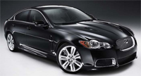 New Jaguar XFR