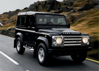 Brand New Land Rover Defender