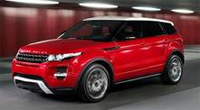 New Land Rover Evoque 5dr