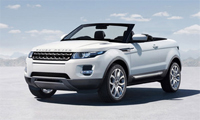 Brand New Land Rover