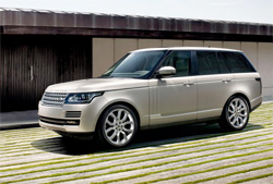 Land Rover unveil all-new Range Rover