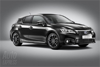Brand New Lexus CT 200