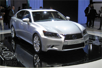 Brand New Lexus GS450h