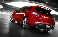 The New Mazda 3 MPS