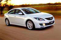 New Mazda 6 on Contract Hire and Car Leasing