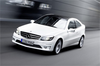Lease a Mercedes-Benz CLC Sport