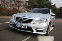 Mercedes E Class New Model