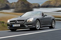 Brand New Mercedes SL500