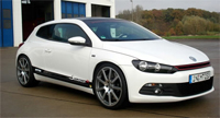 New Hot Volkswagen Scirocco