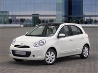 New Eco Cars Nissan Micra DIG-S