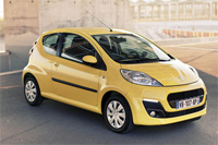 Peugeot 107 Revamped
