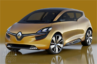 Brand New Renault R Space