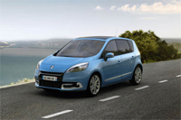 Renault Scenic Facelift