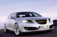 New Saab 9-5 on Contract Hire and Car Leasing