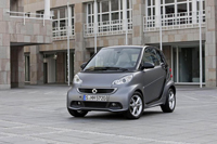 Smart Fortwo Updated