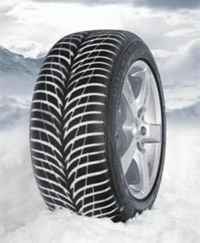 Snow Tyres Tested Over Summer Tyres