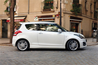 Brand New Suzuki Sport Swift