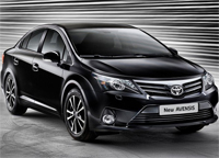 Brand New Toyota Avensis