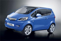 Vauxhalls new city car the Junior