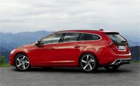 Brand New Volvo V60 Unbelievable Sportwagon