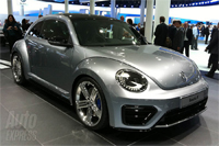 Brand New VW Beetle R