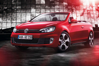 VW Golf Cabriolet Leasing