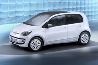 Brand New Volkswagen Up! Five Door